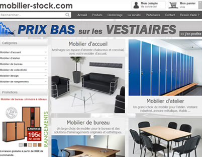 Mobilier Stock