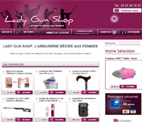 Lady Gun Shop